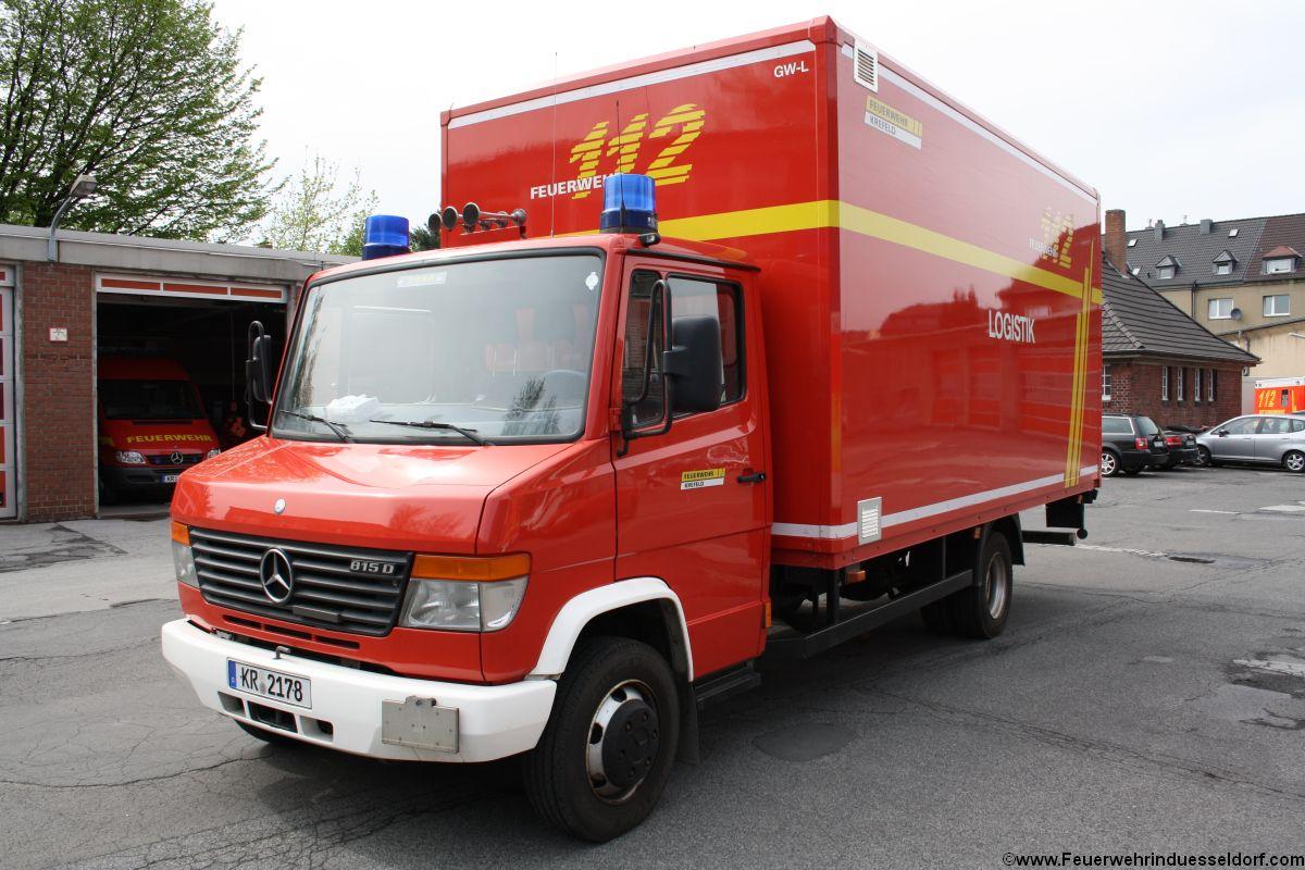 GW-L KR-2178 der Feuerwehr Krefeld