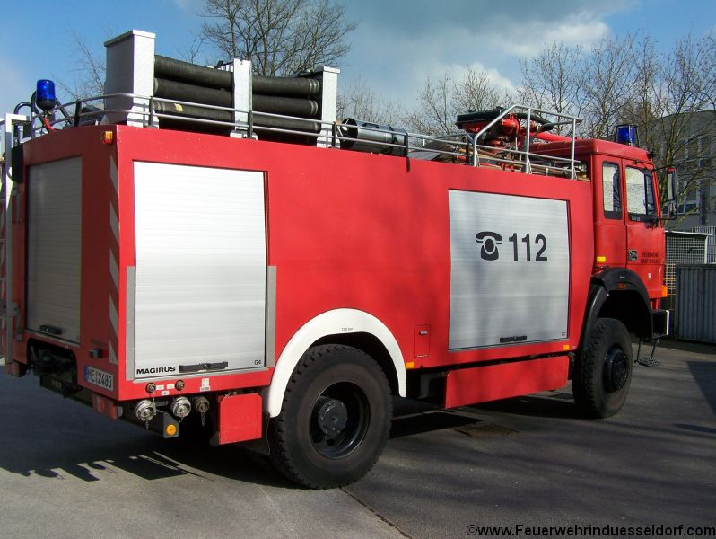 A.D. TLF ME-2480 Der Feuerwehr Erkrath
