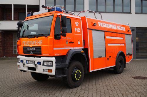 A D Tlf Me 2480 Der Feuerwehr Erkrath: 01-TLF4000-01 Der Feuerwehr Hilden